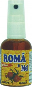 SPRAY DE ROMÃ 30 ML - cod 010