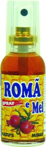 SPRAY DE ROMÃ 35 ML - cod 009